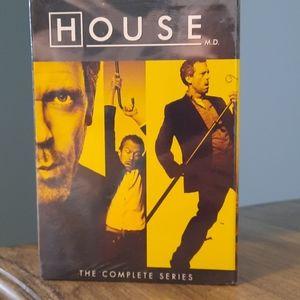 Box set House DVDs